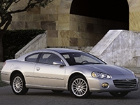 Фото Chrysler Sebring II Coupe