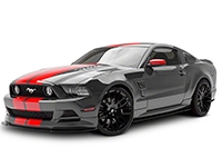 Фото Ford Mustang V Restyle